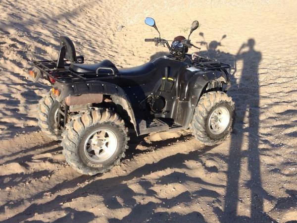 Фотогалерея квадроцикла Stels ATV 500 GT - фото 17