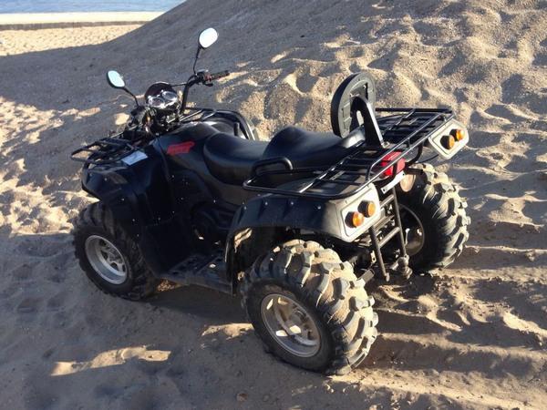 Фотогалерея квадроцикла Stels ATV 500 GT - фото 18
