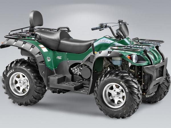 Фотогалерея квадроцикла Stels ATV 500 GT - фото 19