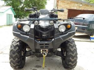 Дизайн квадроцикла Stels ATV 500 GT