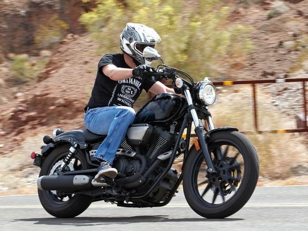 отогалерея мотоцикла Yamaha Bolt (Ямаха Болт) Star XV 950 - фото 17