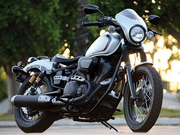 отогалерея мотоцикла Yamaha Bolt (Ямаха Болт) Star XV 950 - фото 16