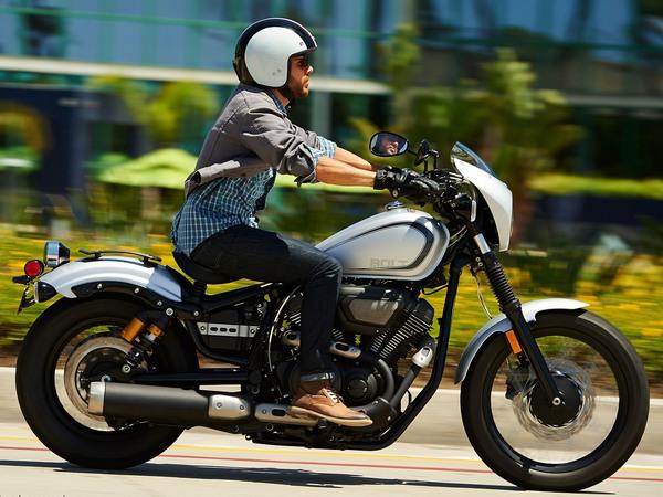 отогалерея мотоцикла Yamaha Bolt (Ямаха Болт) Star XV 950 - фото 14