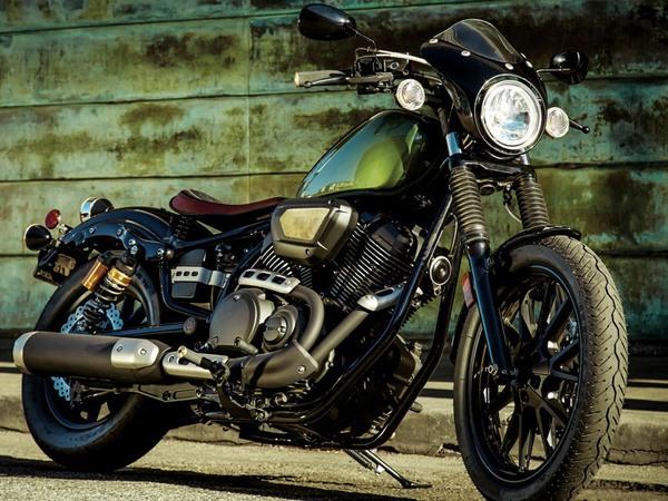 отогалерея мотоцикла Yamaha Bolt (Ямаха Болт) Star XV 950 - фото 13