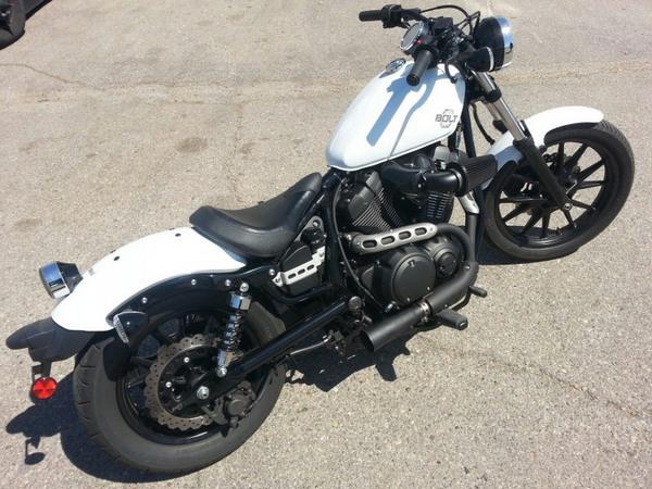 отогалерея мотоцикла Yamaha Bolt (Ямаха Болт) Star XV 950 - фото 12