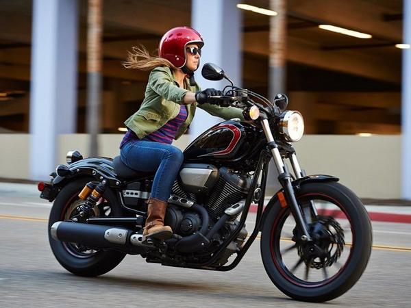 отогалерея мотоцикла Yamaha Bolt (Ямаха Болт) Star XV 950 - фото 10