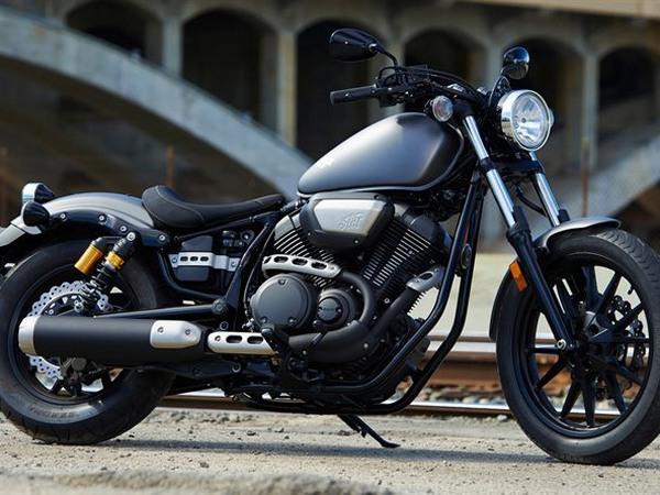 отогалерея мотоцикла Yamaha Bolt (Ямаха Болт) Star XV 950 - фото 7
