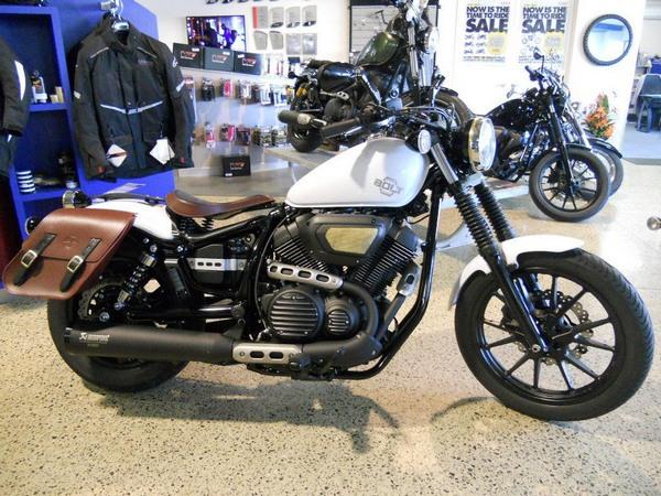 отогалерея мотоцикла Yamaha Bolt (Ямаха Болт) Star XV 950 - фото 5