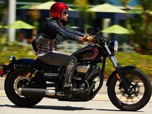 отогалерея мотоцикла Yamaha Bolt (Ямаха Болт) Star XV 950 - фото 4
