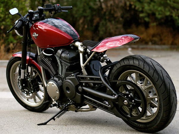 отогалерея мотоцикла Yamaha Bolt (Ямаха Болт) Star XV 950 - фото 3