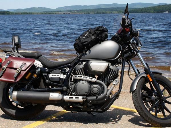отогалерея мотоцикла Yamaha Bolt (Ямаха Болт) Star XV 950 - фото 2