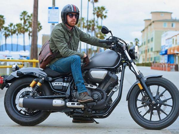 отогалерея мотоцикла Yamaha Bolt (Ямаха Болт) Star XV 950 - фото 1
