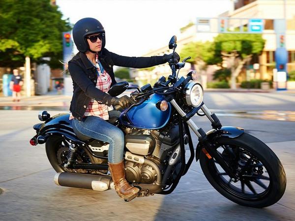 отогалерея мотоцикла Yamaha Bolt (Ямаха Болт) Star XV 950 - фото 20