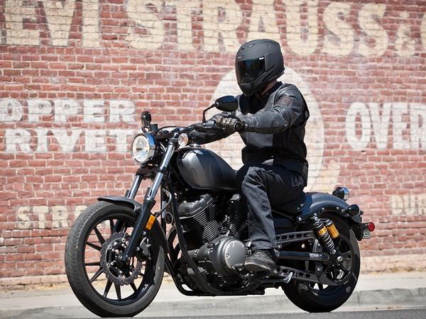 отогалерея мотоцикла Yamaha Bolt (Ямаха Болт) Star XV 950 - фото 19