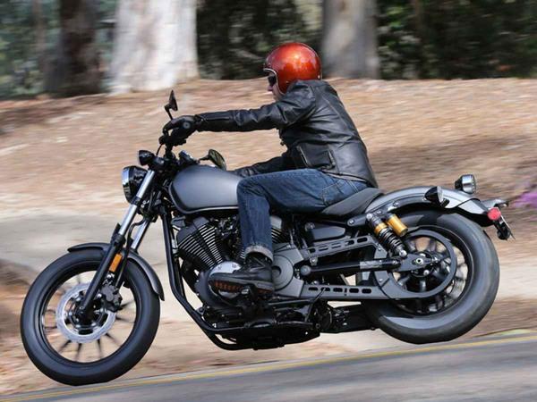 отогалерея мотоцикла Yamaha Bolt (Ямаха Болт) Star XV 950 - фото 18