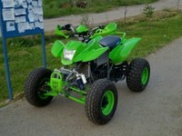 Ирбис 250 - надежный и мощный квадроцикл