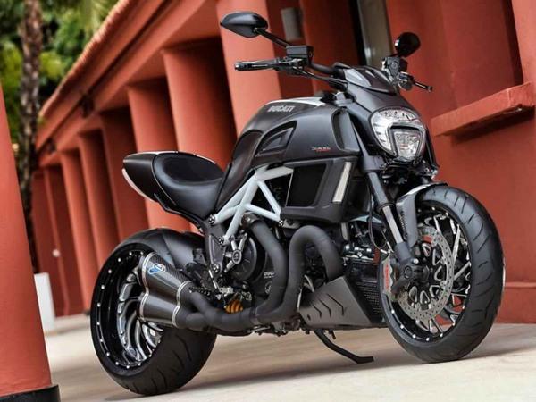 Фотогалерея мотоцикла Ducati Diavel (Дукати Дьявол) - фото 7