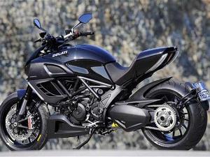 Описание мотоцикла Ducati Diavel