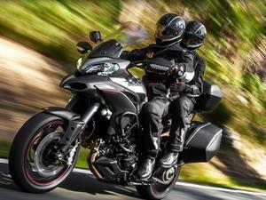 Дизайн и оснащение Ducati Multistrada 1200