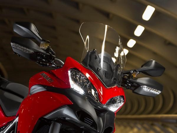 Фотогалерея Ducati Multistrada (Дукати Мультистрада) 1200 (S) - фото 4