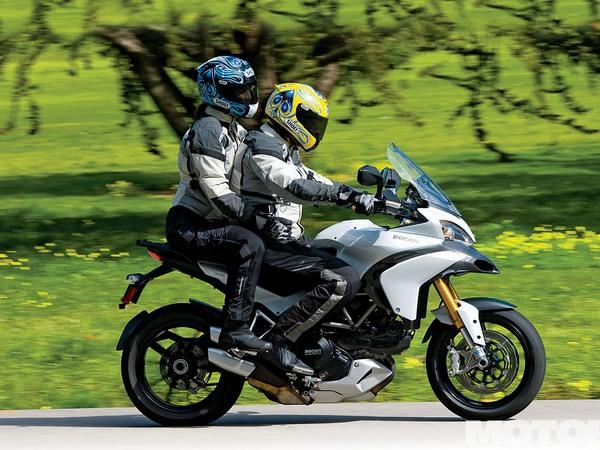 Фотогалерея Ducati Multistrada (Дукати Мультистрада) 1200 (S) - фото 5