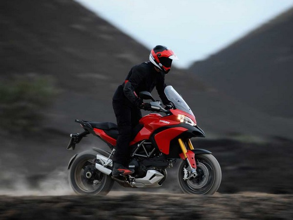 Фотогалерея Ducati Multistrada (Дукати Мультистрада) 1200 (S) - фото 6