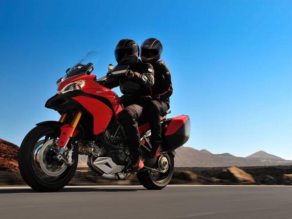 Фотогалерея Ducati Multistrada (Дукати Мультистрада) 1200 (S) - фото 8