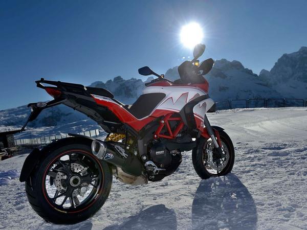 Фотогалерея Ducati Multistrada (Дукати Мультистрада) 1200 (S) - фото 9