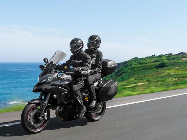 Фотогалерея Ducati Multistrada (Дукати Мультистрада) 1200 (S) - фото 10