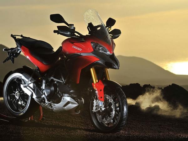 Фотогалерея Ducati Multistrada (Дукати Мультистрада) 1200 (S) - фото 12