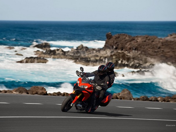 Фотогалерея Ducati Multistrada (Дукати Мультистрада) 1200 (S) - фото 13