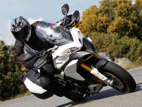 Фотогалерея Ducati Multistrada (Дукати Мультистрада) 1200 (S) - фото 15