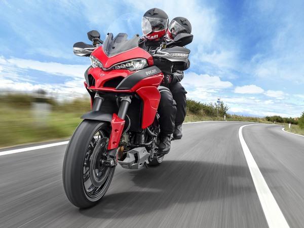 Фотогалерея Ducati Multistrada (Дукати Мультистрада) 1200 (S) - фото 17