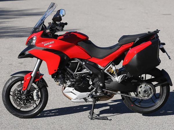 Фотогалерея Ducati Multistrada (Дукати Мультистрада) 1200 (S) - фото 18