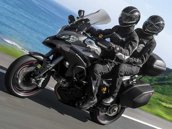 Фотогалерея Ducati Multistrada (Дукати Мультистрада) 1200 (S) - фото 19