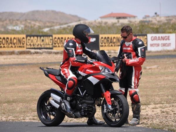 Фотогалерея Ducati Multistrada (Дукати Мультистрада) 1200 (S) - фото 22