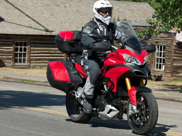 Фотогалерея Ducati Multistrada (Дукати Мультистрада) 1200 (S) - фото 23