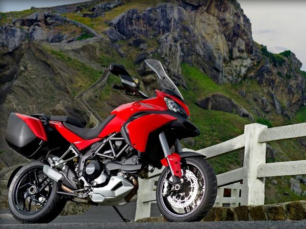 Фотогалерея Ducati Multistrada (Дукати Мультистрада) 1200 (S) - фото 24