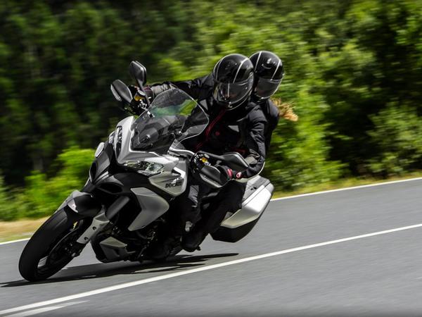 Фотогалерея Ducati Multistrada (Дукати Мультистрада) 1200 (S) - фото 25