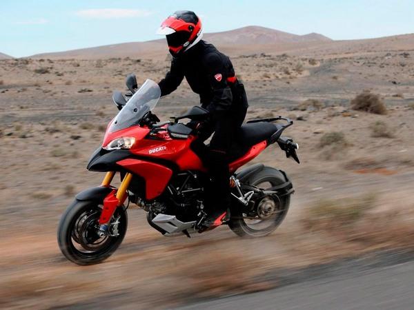 Фотогалерея Ducati Multistrada (Дукати Мультистрада) 1200 (S) - фото 26