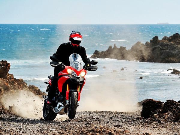 Фотогалерея Ducati Multistrada (Дукати Мультистрада) 1200 (S) - фото 27