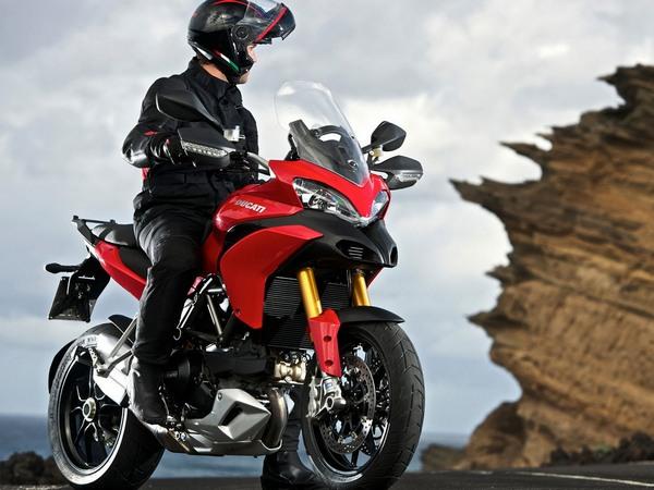 Фотогалерея Ducati Multistrada (Дукати Мультистрада) 1200 (S) - фото 28