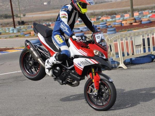 Фотогалерея Ducati Multistrada (Дукати Мультистрада) 1200 (S) - фото 29
