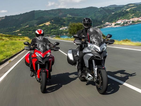 Фотогалерея Ducati Multistrada (Дукати Мультистрада) 1200 (S) - фото 1