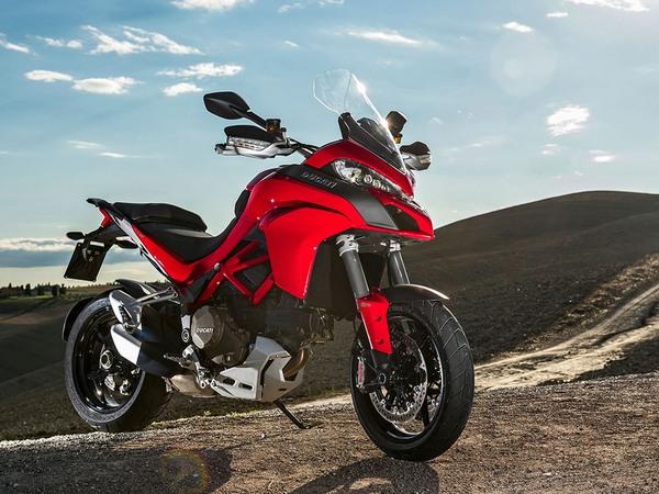 Фотогалерея Ducati Multistrada (Дукати Мультистрада) 1200 (S) - фото 2