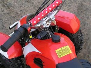 Габаритные размеры квадроцикла Хонда Магна 50