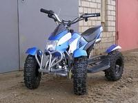 Модель Magna ATV 50 характеризуется повышенной безопасностью