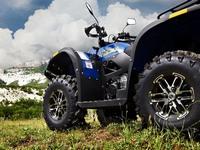 Стелс Леопард 600 - квадроцикл