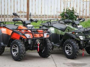 Популярность квадроцикла Stels ATV 300 B