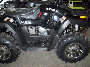Технические характеристики мотовездехода Cтелс ATV 300 B